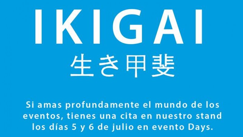 IKIGAI en evento days